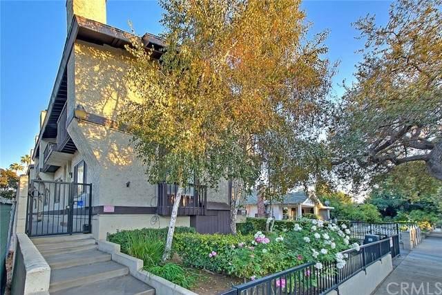 592 N Mar Vista Avenue #6, Pasadena, CA 91106 (#AR21123919) :: Bob Kelly Team