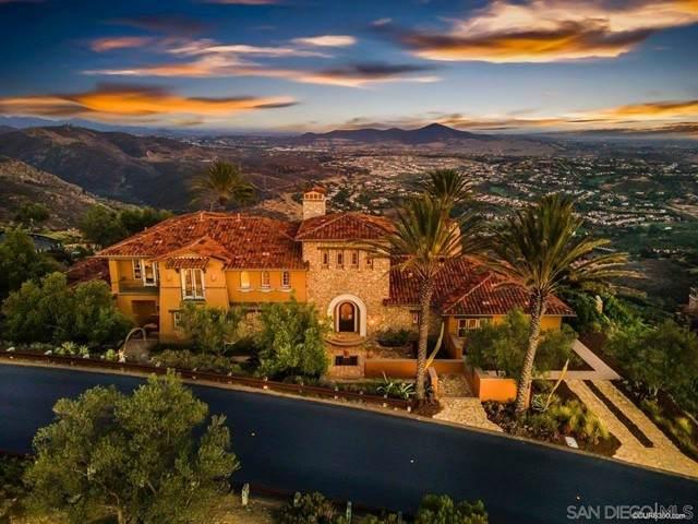 17847 Punta Del Sur, Rancho Santa Fe, CA 92067 (#210016466) :: Bob Kelly Team