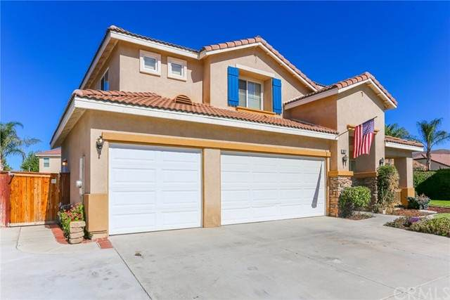 25277 Clear Canyon Circle, Menifee, CA 92584 (#IG21129217) :: Swack Real Estate Group | Keller Williams Realty Central Coast