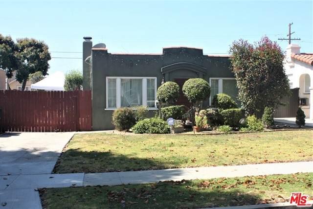 2416 W 77Th Street, Inglewood, CA 90305 (#21749100) :: Berkshire Hathaway HomeServices California Properties
