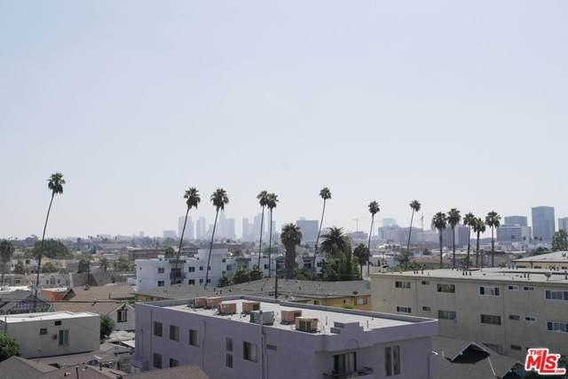 105 S Mariposa Avenue #507, Los Angeles (City), CA 90004 (#21748854) :: The Alvarado Brothers