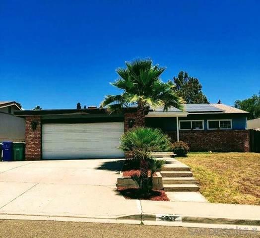 9321 Heiting Ct, Santee, CA 92071 (#210016475) :: Berkshire Hathaway HomeServices California Properties