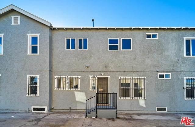 3665 S Normandie Avenue, Los Angeles (City), CA 90007 (#21749072) :: The DeBonis Team