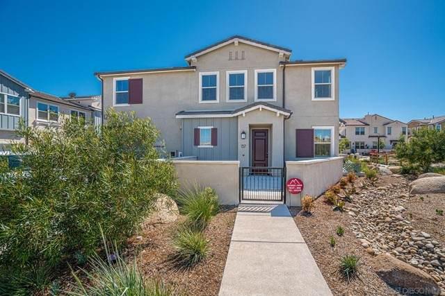 1257 Calle Datura #157, Chula Vista, CA 91913 (#210016484) :: Steele Canyon Realty