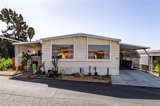 718 Sycamore Avenue #58, Vista, CA 92083 (#NDP2106889) :: Massa & Associates Real Estate Group | eXp California Realty Inc
