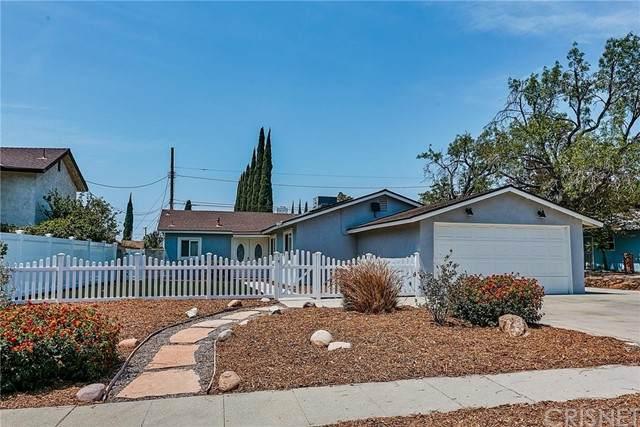 17140 Donmetz Street, Granada Hills, CA 91344 (#SR21127819) :: Blake Cory Home Selling Team