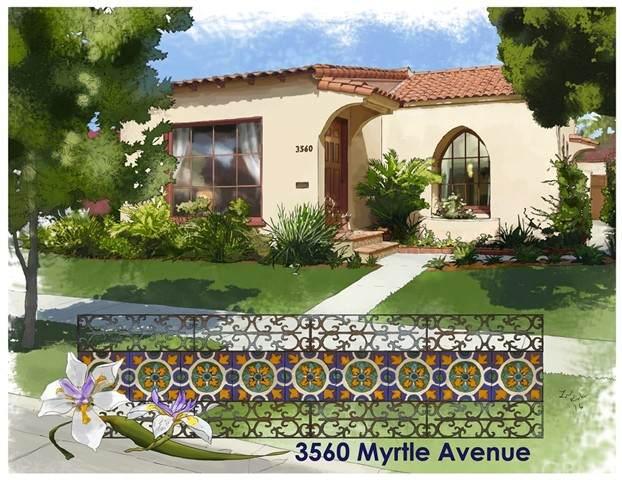 3560 Myrtle Avenue, Long Beach, CA 90807 (#PW21129395) :: Zen Ziejewski and Team