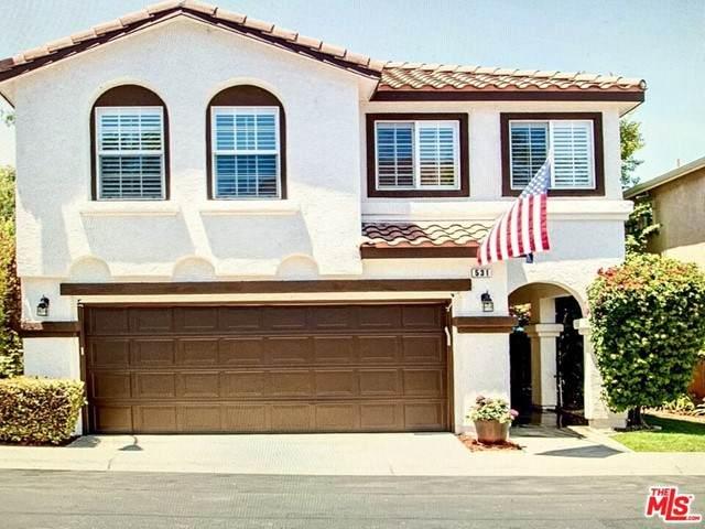 531 Hooper Avenue, Simi Valley, CA 93065 (#21744476) :: The Kohler Group