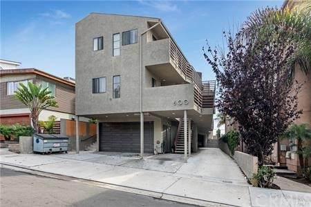 600 1st Street, Hermosa Beach, CA 90254 (#SB21129419) :: Robyn Icenhower & Associates