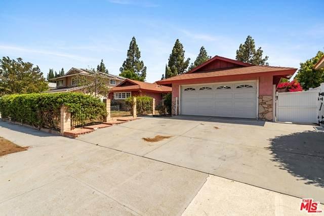 19066 Los Alimos Street, Northridge, CA 91326 (MLS #21747784) :: Desert Area Homes For Sale