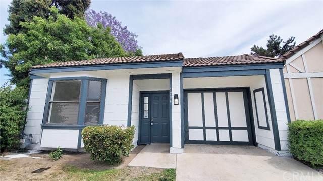 1706 Terrace Lane, Pomona, CA 91768 (#PW21129436) :: Berkshire Hathaway HomeServices California Properties