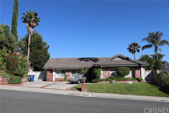 25430 Cariz Drive, Valencia, CA 91355 (#SR21129038) :: Hart Coastal Group
