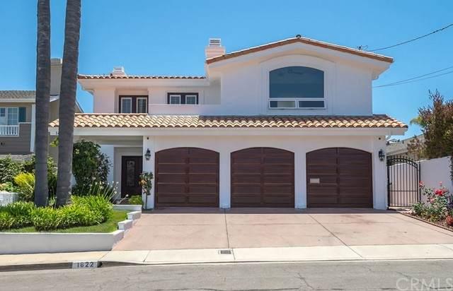 1622 5th Street, Manhattan Beach, CA 90266 (#SB21104366) :: Go Gabby
