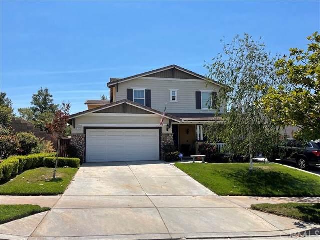 11421 Silverado Way, Yucaipa, CA 92399 (#EV21129465) :: Realty ONE Group Empire
