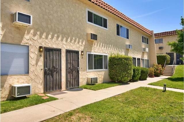 8445 Graves Ave #29, Santee, CA 92071 (#210016502) :: Berkshire Hathaway HomeServices California Properties