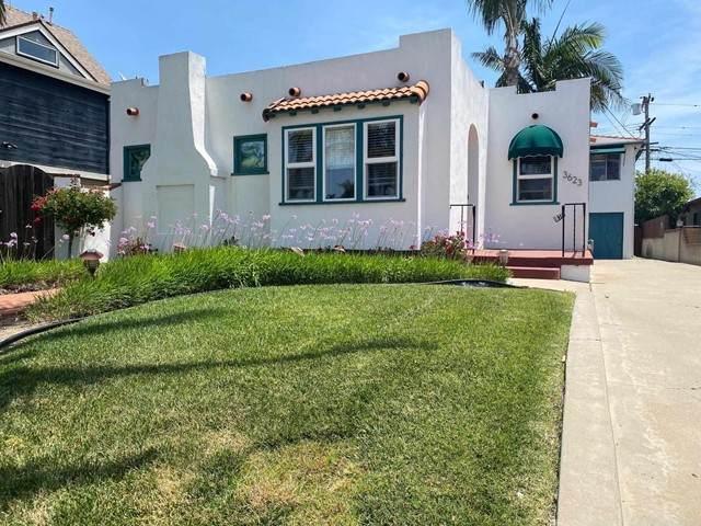 3617 23 32nd Street, San Diego, CA 92104 (#NDP2106892) :: Berkshire Hathaway HomeServices California Properties