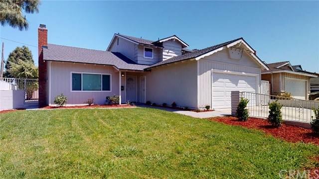 1403 E 220th Street, Carson, CA 90745 (#PW21129592) :: Holmes Muirhead Team at Reviron Realty