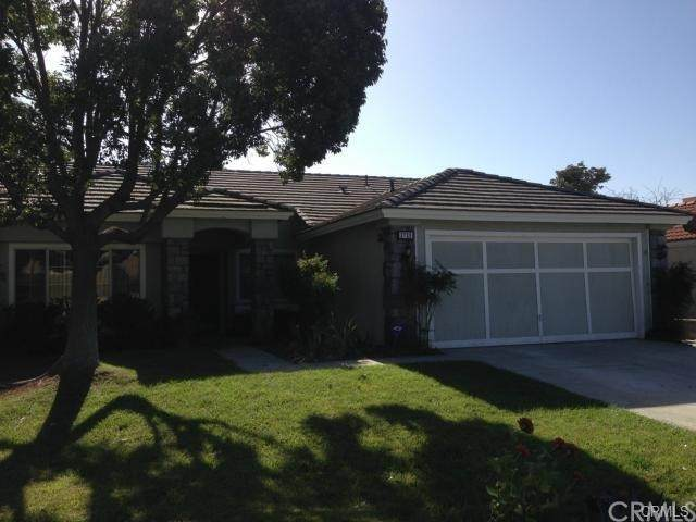 3729 N Sweet Leaf Avenue, Rialto, CA 92377 (#SW21125949) :: Zember Realty Group