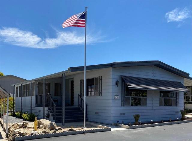 1219 E Barham Drive #131, San Marcos, CA 92078 (#NDP2106895) :: Berkshire Hathaway HomeServices California Properties