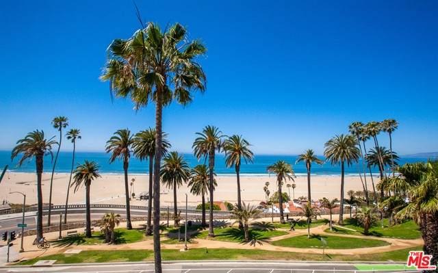 101 California Avenue #502, Santa Monica, CA 90403 (#21746648) :: Steele Canyon Realty