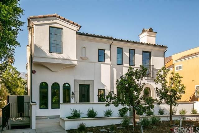 625 Fairview Avenue D, Arcadia, CA 91007 (#AR21129656) :: Hart Coastal Group