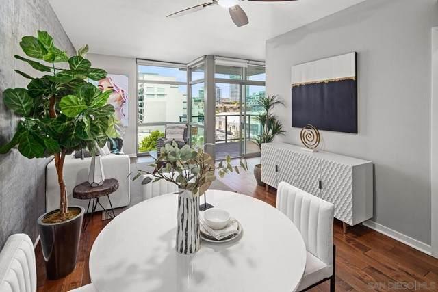 800 The Mark Ln #602, San Diego, CA 92101 (#210016526) :: Powerhouse Real Estate