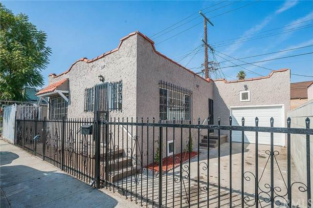 339 W 63rd Place, Los Angeles (City), CA 90003 (#DW21129580) :: Berkshire Hathaway HomeServices California Properties