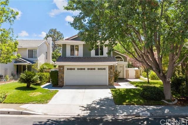 28204 Stonington Lane, Saugus, CA 91350 (#SR21128720) :: Hart Coastal Group