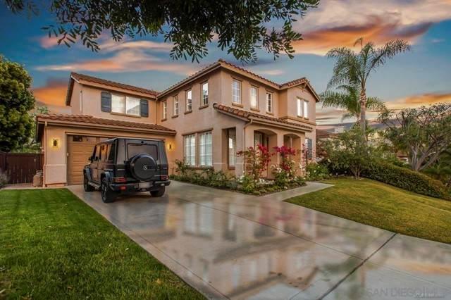 7984 Grado El Tupelo, Carlsbad, CA 92009 (#210016533) :: Berkshire Hathaway HomeServices California Properties