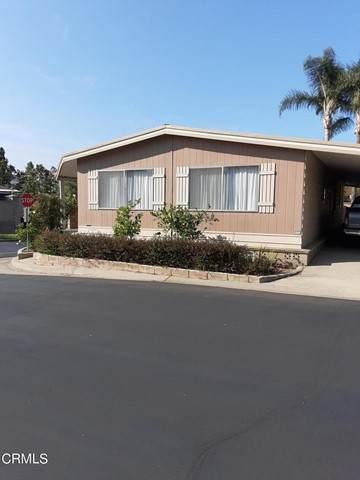 250 Calle Fronte 1160-0-, Camarillo, CA 93012 (#V1-6454) :: The Kohler Group