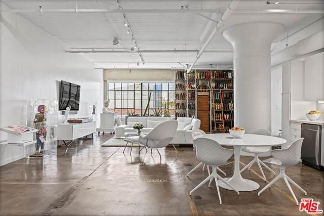 1855 Industrial Street #307, Los Angeles (City), CA 90021 (#21746382) :: Berkshire Hathaway HomeServices California Properties