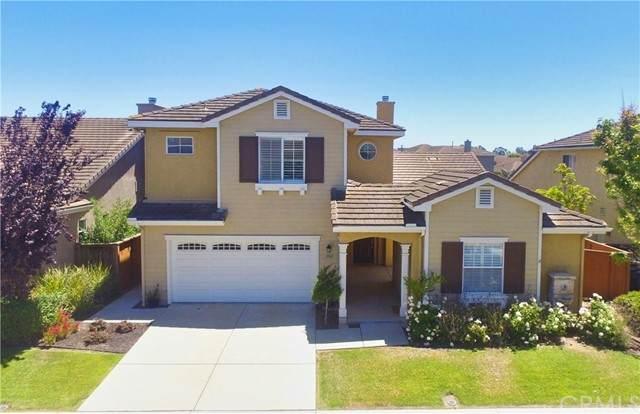 2522 Logan Drive, Santa Maria, CA 93455 (#PI21129733) :: Realty ONE Group Empire