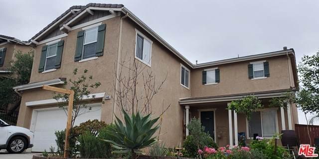 12446 Valley Vista Way, Sylmar, CA 91342 (MLS #21745144) :: Desert Area Homes For Sale