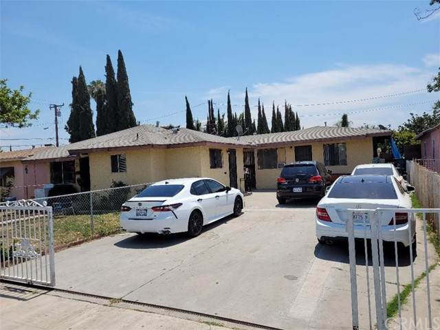 1208 S Spruce Street, Montebello, CA 90640 (#DW21129862) :: The Costantino Group   Cal American Homes and Realty