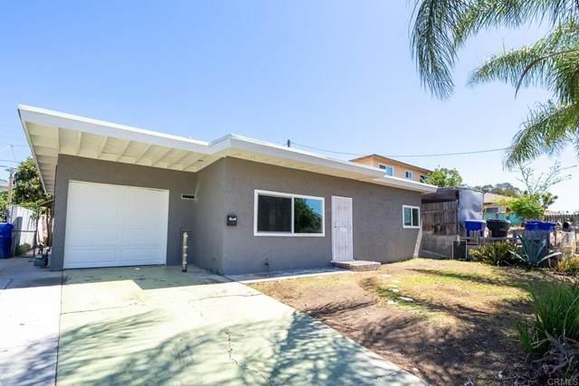 3960 T Street, San Diego, CA 92113 (#PTP2104181) :: The Kohler Group