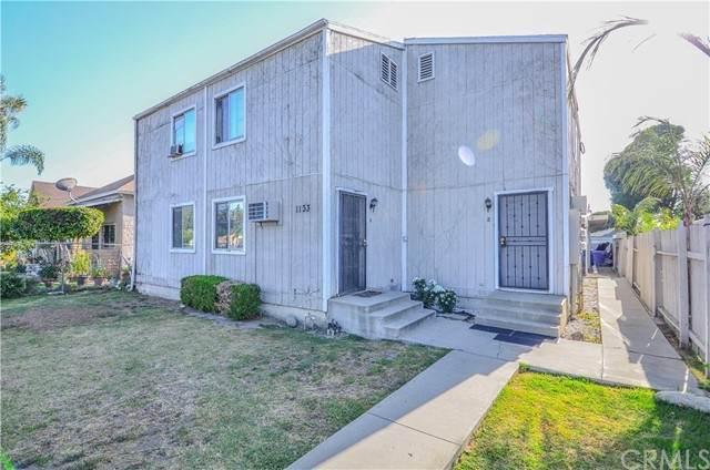 1133 S Park Avenue, Pomona, CA 91766 (#RS21129870) :: Berkshire Hathaway HomeServices California Properties