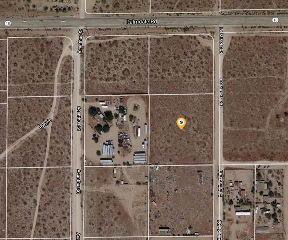 0 La Mirada Road, Phelan, CA 92371 (#536254) :: Holmes Muirhead Team at Reviron Realty