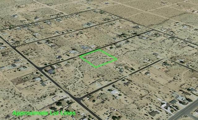 205 Sun Mesa Drive, Yucca Valley, CA 92284 (#219063578PS) :: Holmes Muirhead Team at Reviron Realty