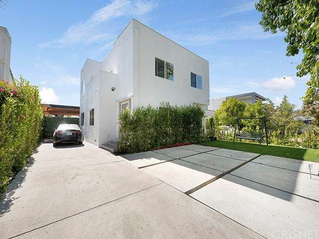 617 N Detroit Street, Los Angeles (City), CA 90036 (#SR21129664) :: RE/MAX Empire Properties