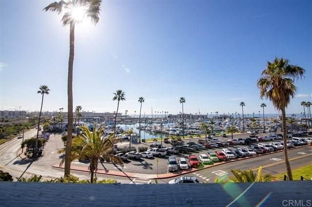 1200 Harbor Drive 1B, Oceanside, CA 92054 (#NDP2106907) :: Berkshire Hathaway HomeServices California Properties