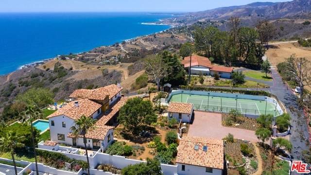 20933 Big Rock Drive, Malibu, CA 90265 (#21742108) :: RE/MAX Empire Properties