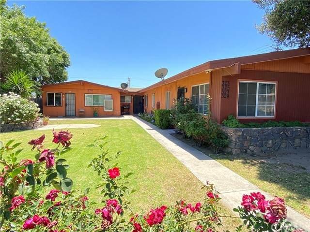 329 W Ramona Drive, Rialto, CA 92376 (#OC21129524) :: Zember Realty Group