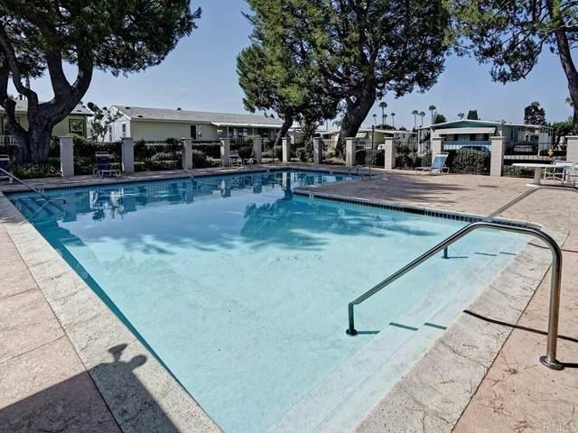 2300 E Valley Parkway E #241, Escondido, CA 92027 (#NDP2106911) :: Powerhouse Real Estate