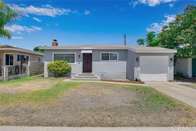 13731 Erwood Avenue, Norwalk, CA 90650 (#DW21129964) :: Team Tami
