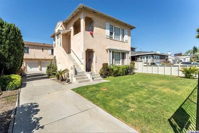 6044 Dauphin Avenue, Los Angeles (City), CA 90034 (#320006432) :: Compass