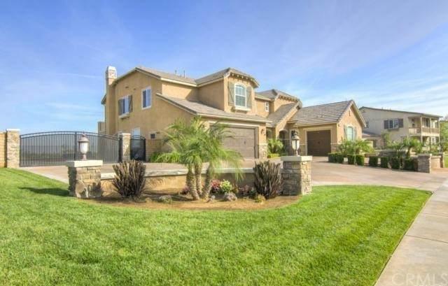 13150 Ridge Route Road, Riverside, CA 92503 (#TR21129289) :: Z REALTY