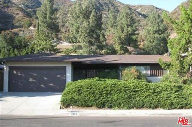 2609 Pinelawn Drive, La Crescenta, CA 91214 (#21749510) :: Zen Ziejewski and Team