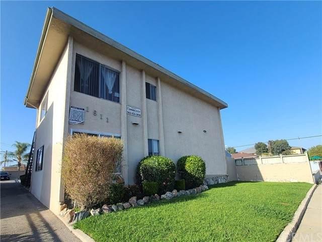 1611 W 206th Street, Torrance, CA 90501 (#RS21120927) :: Powerhouse Real Estate