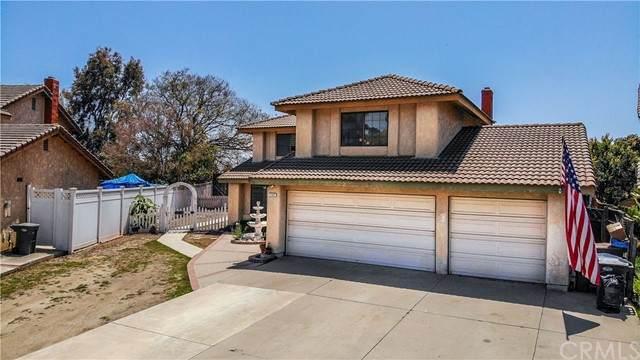 2585 Warbler Avenue, Ventura, CA 93003 (#DW21129093) :: Cochren Realty Team | KW the Lakes