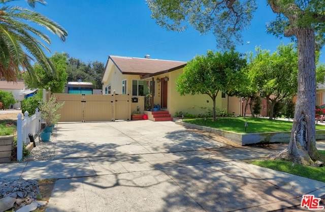 1236 E Harvard Street, Glendale, CA 91205 (#21747534) :: Berkshire Hathaway HomeServices California Properties